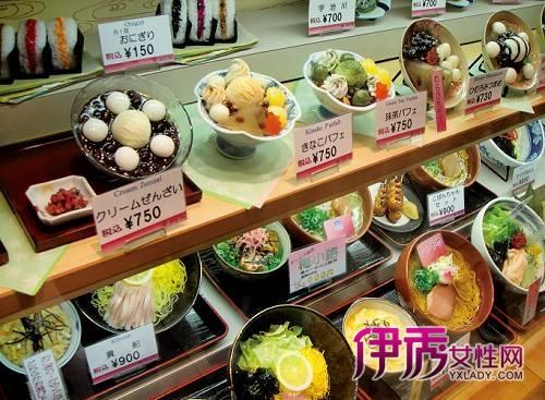 卖相精致的日本美食