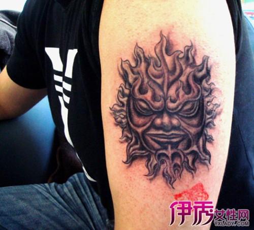 【图】古希腊神话纹身图案有什么图片