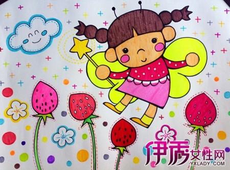 【图】儿童简单水彩画大全 6大技巧须知道-简单水彩画