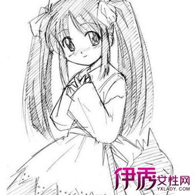 画动漫人物海贼王-卡通人物素描