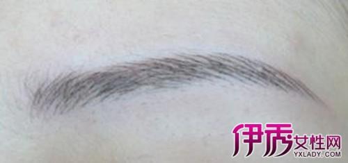 素描眉毛的详细画法图片