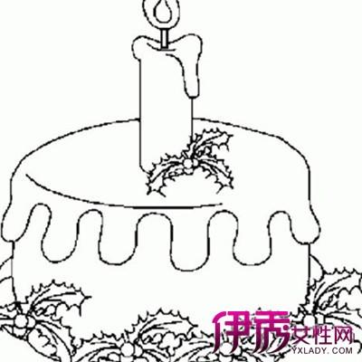 【图】手绘卡通生日蛋糕图片欣赏 和你分析手绘的设计表现