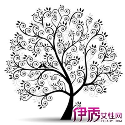 【图】花草树木简笔画图片大全 教你简笔画的造型方法
