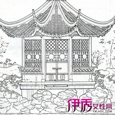 【图】素描建筑物图片展示