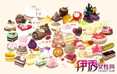 【图】蛋糕手绘图片大全 让你认识手绘画的发展意义
