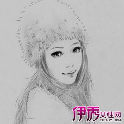 图片, 素描美女头像背景, 素描美女头像模板,素描美女头像素材下载.