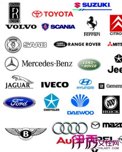汽车标志是指各种汽车品牌的标志,这些标志往往成为汽车企业的代表.