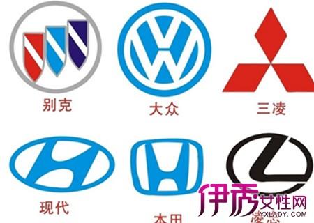 各种车标志的图片分享