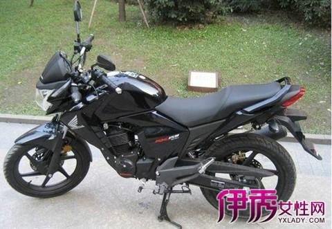 本田摩托车报价图片