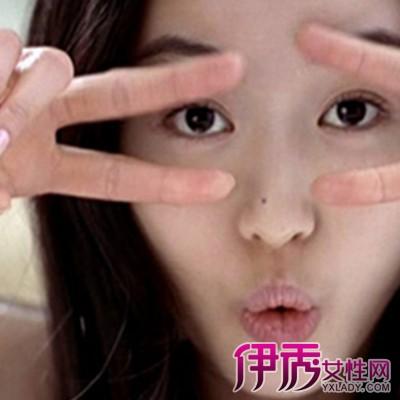 【图】鼻尖上有痣代表什么 3个秘密揭晓鼻子长痣代表什么命运
