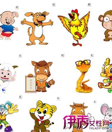 【图】揭秘十二生肖动物图 中国传统文化中的十二地支呈现