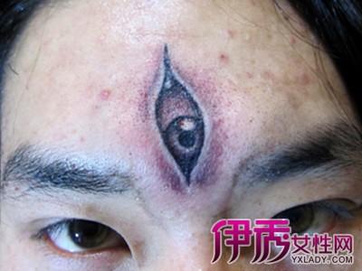 【图】额头纹身开天眼好吗? 告诉你不要随意纹天眼的说法