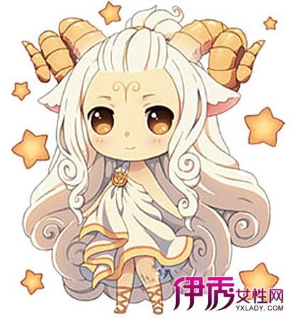 白羊女有一种发自于灵魂的可爱,这很难得.