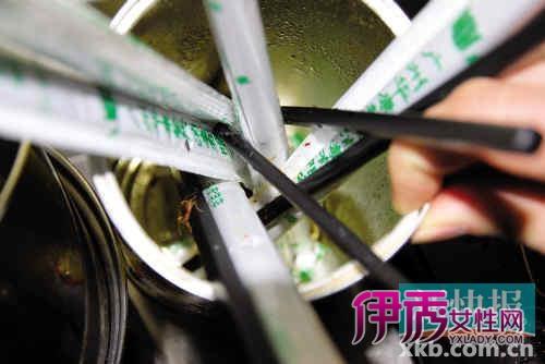 矿泉水瓶制作筷子桶