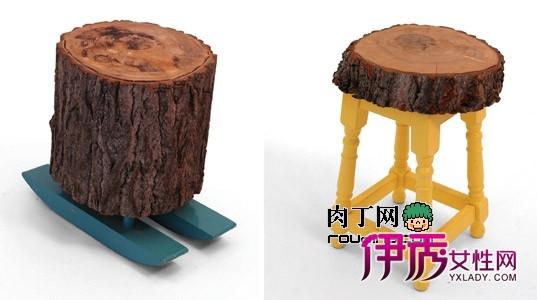 木棍手工制作桌椅教程