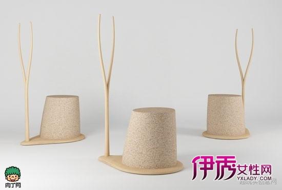 例如:树枝衣架,套圈衣架,竹子衣架,这些都是非常有创意图片