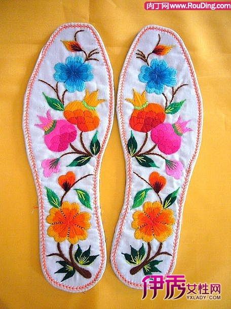 手工鞋垫图案(花样)精选(第1页)