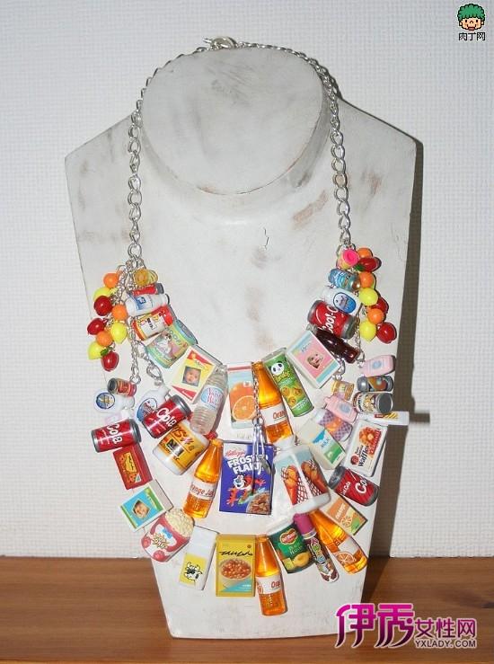 废物利用做衣服囹�a_另类的废物利用diy挂件