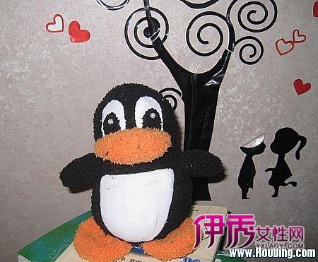 qq会员小企鹅头像