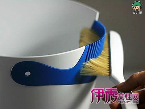 梳子垃圾桶创意设计