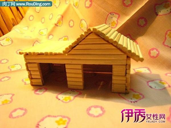 制作书架废旧cd盒 2012/6/6 17:24:06 很可爱的小房子,用来做仓鼠窝小