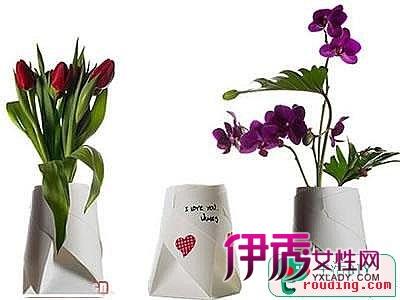 折纸花瓶手工制作图解(第1页)