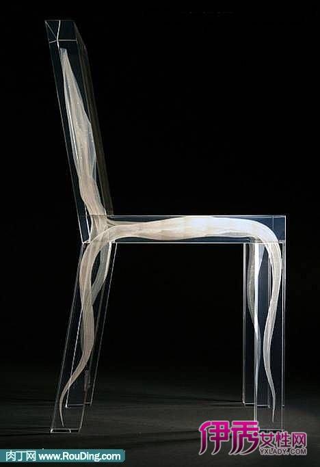 有趣的幽灵椅子创意产品
