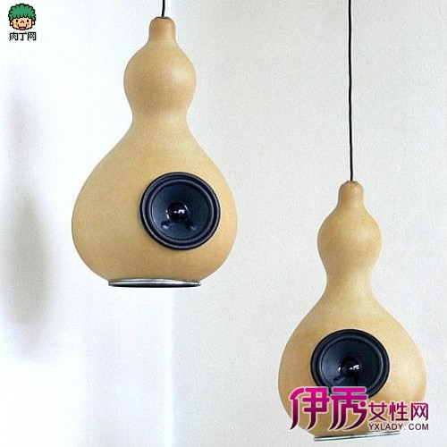 葫芦音箱创意设计