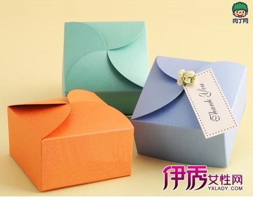 包装纸盒diy欣赏图片