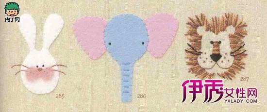 儿童毛衣刺绣图案-家里手工刺绣