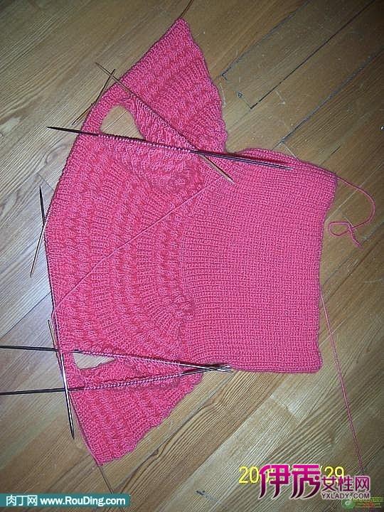 儿童毛衣编织方法图解_儿童毛衣编织方法