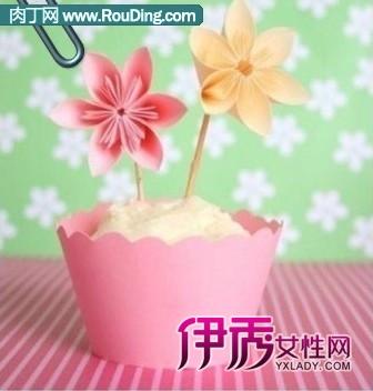 折纸花大全 图解_折纸花瓶_折纸花球_折纸花