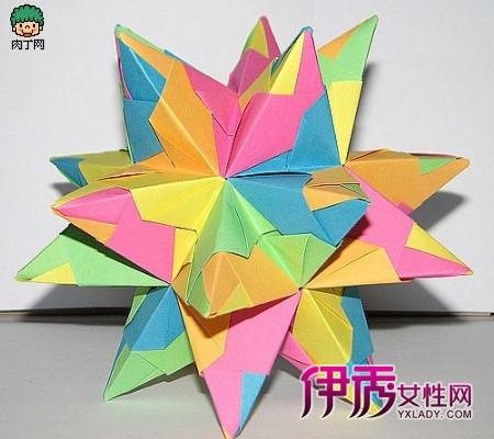 哈)钞票来折就更好了 爱心折纸大全图解之五角钱爱心折纸:把中间往里