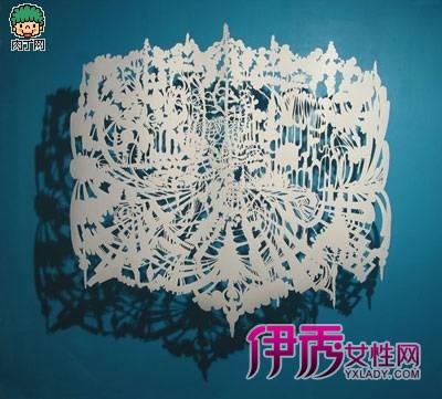 2012/6/7 0:33:48 在中国有很多民间的剪纸艺人,同样在国外也存在许多