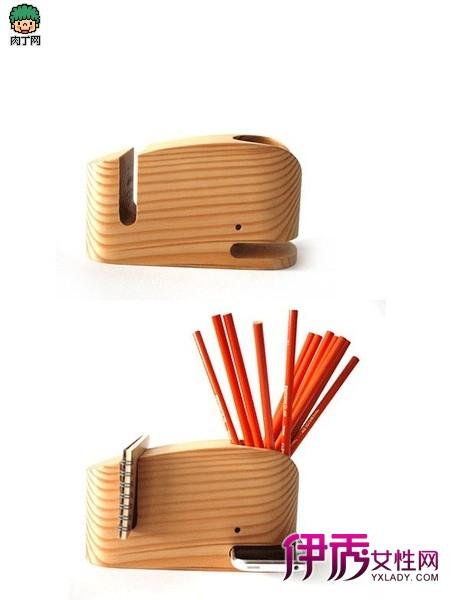 木质你的生活-创意木头做的工艺品小件合集