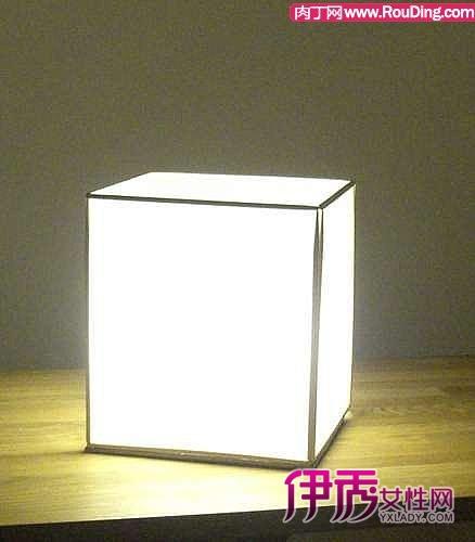 制作方法筷子灯罩床头灯