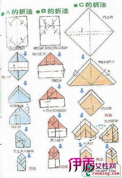 图解_金元宝的折法图解_锡箔的24种折法图解_折纸