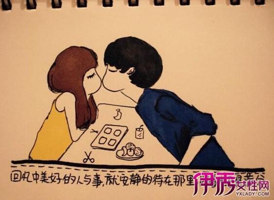 【diy相册情侣手绘图】【图】diy相册情侣手绘图