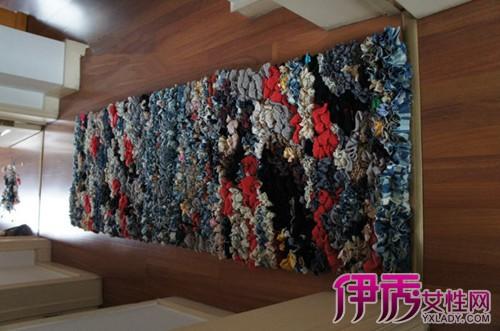 【图】旧衣服拼接地毯制作方法 3个步骤轻松学会