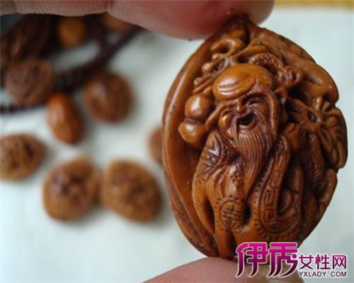 桃核雕刻葫芦步骤图