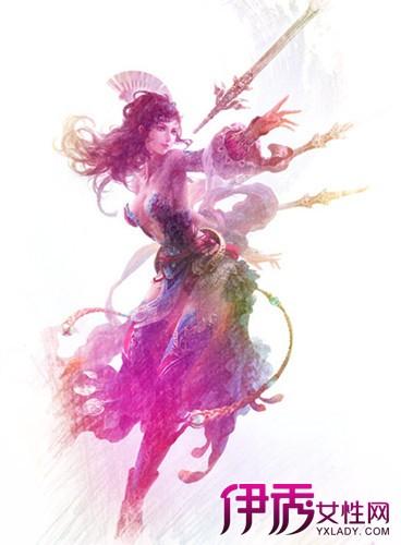 【图】漂亮的手绘古风仙侠美女大全
