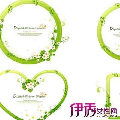 【图】简单漂亮花边边框图片欣赏 六大手抄报的装饰美化告诉你-简单