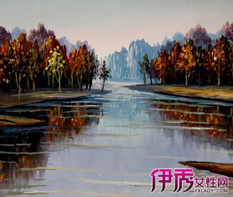 【图】邀你共赏水粉画图片风景