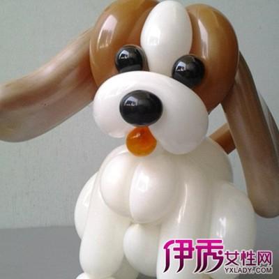 【图】用气球做小动物教程分享 6个步骤教你折出简单又漂亮的小狗