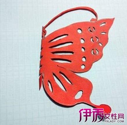 【图】蝴蝶花边剪纸教程推荐 两大方法教你如何巧手做出漂亮动物-蝴