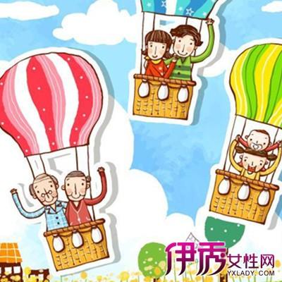 【图】热气球简笔画图片欣赏 特别的飞行器