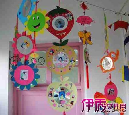 【图】幼儿园走廊立体吊饰如何布置?