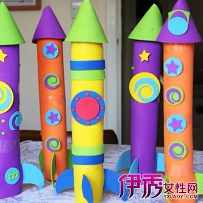 【图】你知道手工火箭怎么做的吗 教你3种制作手工火箭的方法-手工火