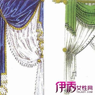 【图】展示窗帘手绘效果图 教你如何手绘上色