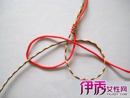 三生绳手链编法图解教程 以及讲述其来源及寓意